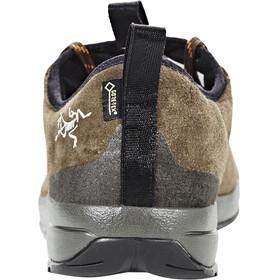 Arc'teryx Acrux SL Leather GTX - Chaussures Homme - marron/noir